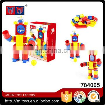 Good quality educational baby age animal building blocks toys