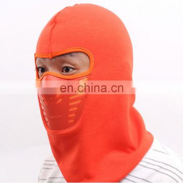 Nine color winter outdoor windproof cycling hood hat cap full facce mask balaclava