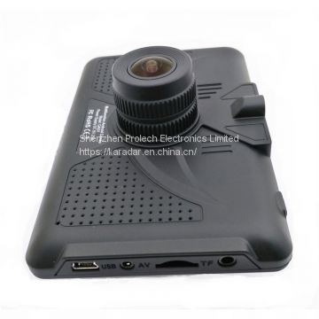 4.5 Inch Car GPS WIFI AV IN G-sensor Dash Cam