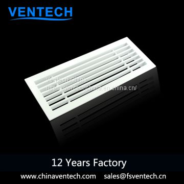 HVAC aluminum return linear bar air grille manufacturer