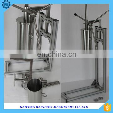 Automatic Electrical Churros Filler Machine 2.3L Churro Filling Machine / Churro Making Machine