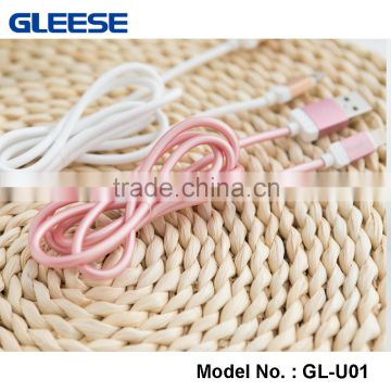 Gleese 2016 Best quality for iPhone 6 usb data cable for Apple for iPhone cable USB Cable for iPhone