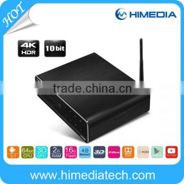Himedia Q10 PRO Android TV Box Unblock TV Box Android