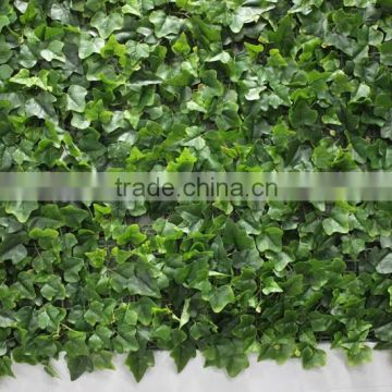 2017 fancy design fake green plant wall for wall ornament