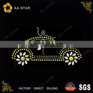 Retro car design hot fix rhinestone motif strass for T-shirt of Hot Fix  Transfer from China Suppliers - 158459218 a0569c702147