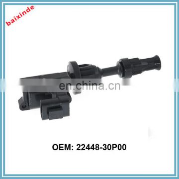 Ignition Coil Pack 22448-30P00 For 90-96 Nissans 300ZX, Fairlady Z, J30 3.0L VG30DE VG30DETT 2244830P00