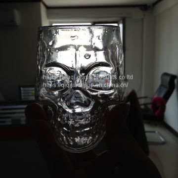 Tequila skull shaped shot glass,Shot Wine Glass,Tequila Shot Wine Glass