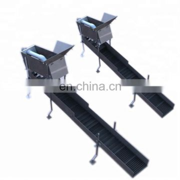 """Reliable Performance portable small good quality power sluice highbanker, mini sluice box and plant"
