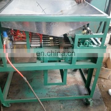 High Quality Macadamia Nut Breaker Cracker Shell Machine