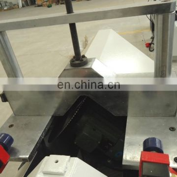 PVC window profile V shape cutting saw