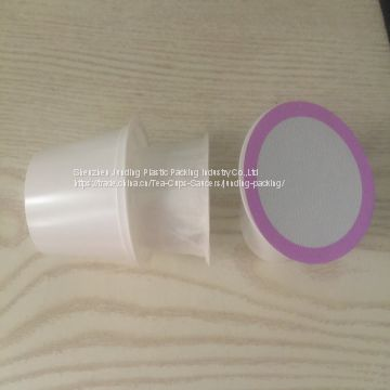 Coffee k-cup container/coffee filter k-cup supplier /evoh film coffee kcup capsule
