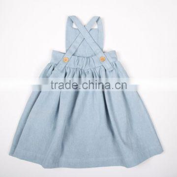 59f88e1650ca Autumn Cotton Grils Dress European Young Girls Cotton Frock Designs ...
