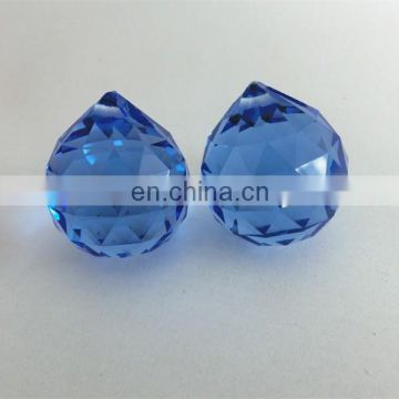 20mm 30mm Colorful Crystal Balls for Chandelier Lamp Accessories