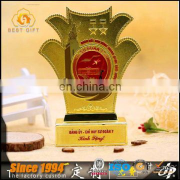 Item Table Decoration Crafts Metal Alloy Cup Trophy
