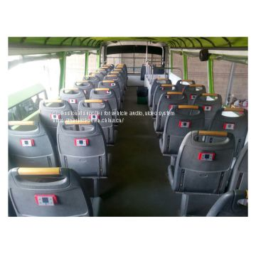 GPS  multilingual tour guide /digital  tour bus from shenzhen tamo