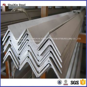 Hot sell standard length best price angle steel bar