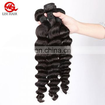 Wholesale Price No Chemical Steam Processed Virgin Human Hair Weave