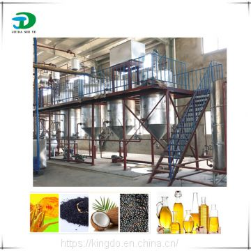 Hot Sale Crude Oil Refinery Plant