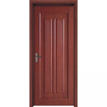 eco friendly pvc bathroom door design of interior door from China