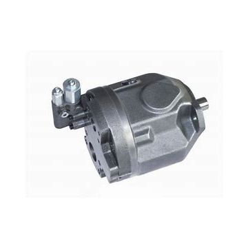 R902043337 Splined Shaft Hydraulic System Rexroth A10vo60 Variable Displacement Hydraulic Pump