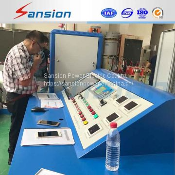 Automatic Integrated Test Bench of Transformer
