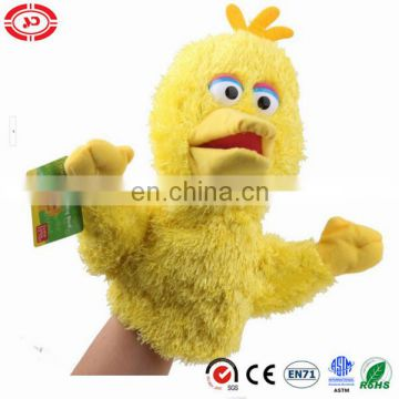 Sesame popular hand puppet for kids funny toy