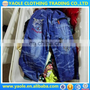 Summer Season bales of mixed used clothing for sale