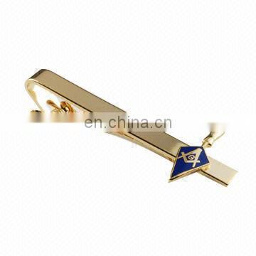 Wholesale Quality OEM Factory Direct Price Men Tie bar Metal Wedding Gift