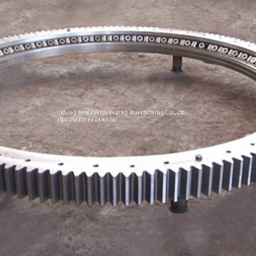 114.25.710 ,Slewing bearing slewing ring , Cross cylindrical roller slewing bearing