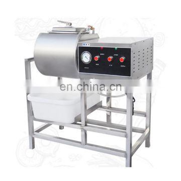 vacuum spiral type chicken wings salted chicken meat salted machine