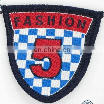 2017 Cheap custom woven patch