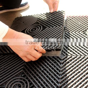 waterpfoor PP Outdoor interlock floor for parking lots