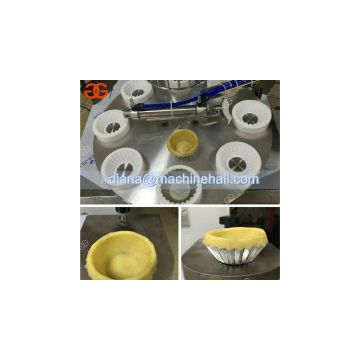 Rotary Egg Tart Shell Forming Machine|Tart Skin Making Machine