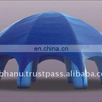 BLUE Tents Inflatable