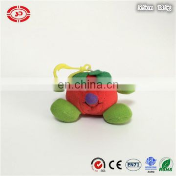 Tomato plush read soft cute stuffed toy Vegetable keychain