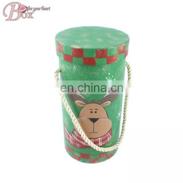 Popular product lovely cartoon bear cindy cardboard storage box