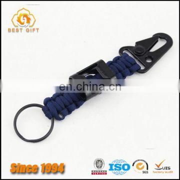 Multifunctional Tactical Umbrella Rope Weaving Climbing Carabiner