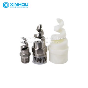 stainless steel cooling tower nozzle,fire fighting nozzle,anti clogging spiral nozzle