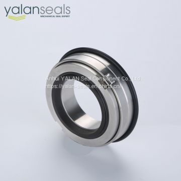 YALAN H10 Multi Spring Super Thin and Balanced Mechanical Seal for High Speed Pumps, Blowers, Decelerators, Gearboxes, and Rotating Joints