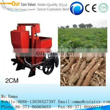 small single row cassava planter 0086-13838527397