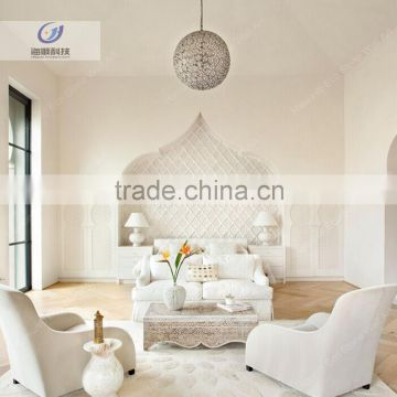 Middle-East Civilizations Arab-style decorative stone wall panels ...