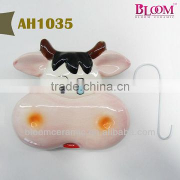 Cow design humidifier mist maker