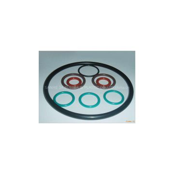 silicone gasket, silicone o ring, silicone seal