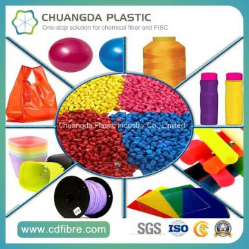 All Kinds of Color PP Masterbatch in Material Plastic Products