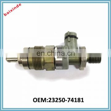 INJECTOR original injetion nozzle oem 23250-74181 2325074181