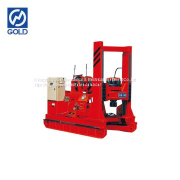 GQ Series Engineering Applicable Drilling Rig Drill Depth 300-2000M