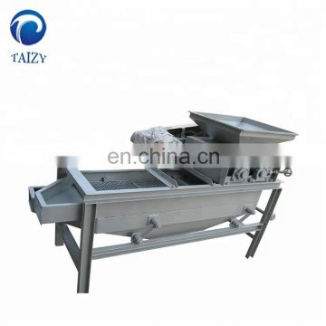 Wholesale Price Palm Nut Cracking Sheller Machine Hazelnut Sheller Almond Nut Cracker Machine