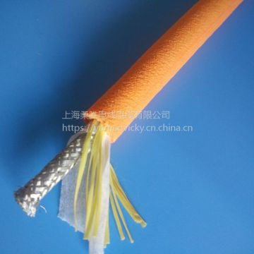 Four Core Electrical Cable Tin Plating Anti-interference