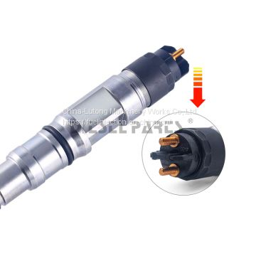 Cummins ISDe Engine Fuel Injector 0 445 120 289 for Cummins ISDe_EU3