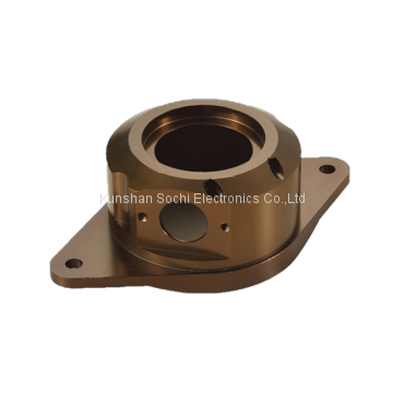 High Precision Machine Spindle Parts Pressure Foot Cup for PCB Linsong Machine Customized Available